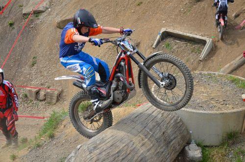 trial sport trial bike