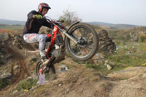 trial motorcycle bike