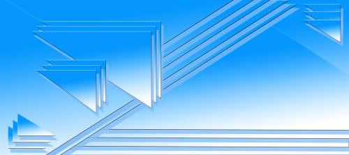 triangle design photoshop