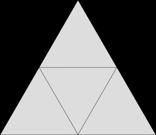 triangles shape geometry