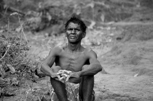 tribal,kaimas,Indija