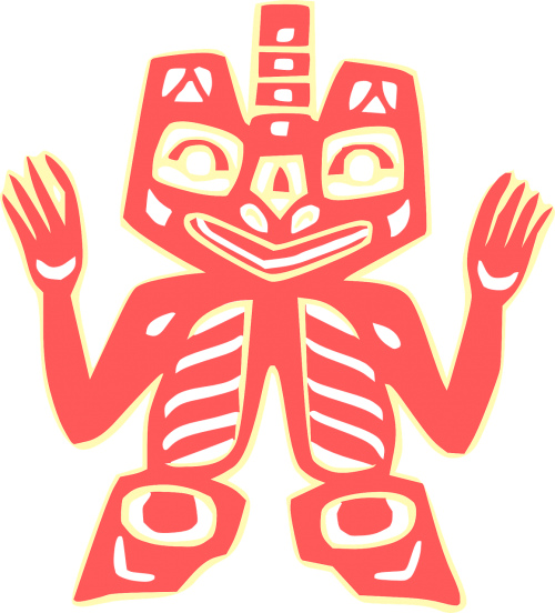 tribal symbolic india