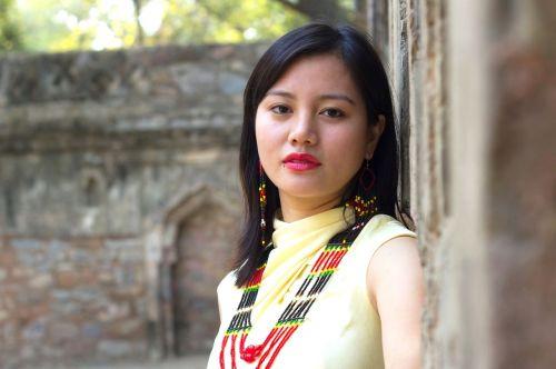 tribal attire tribal necklace traditional attire