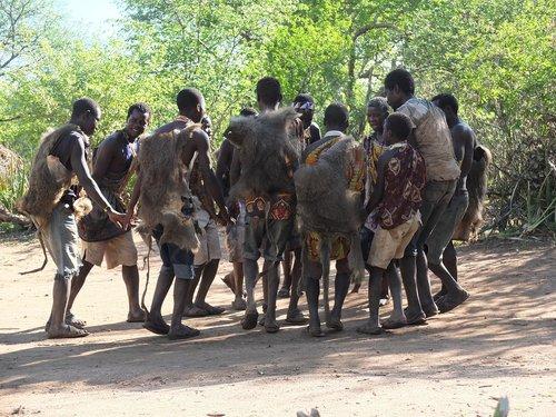 tribe  hazabe  tanzania