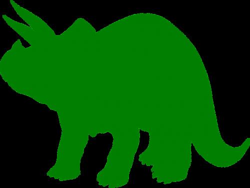 triceratops dinosaur dino