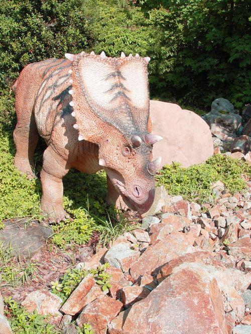 triceratops dino dinosaur