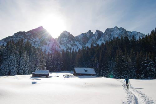 triebental gamskögel ski tour