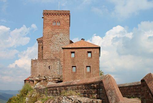 trifels castle imperial castle