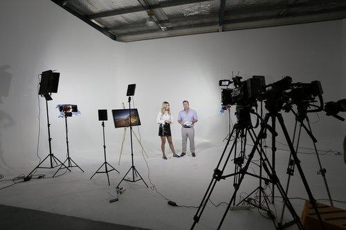 tripod  spotlight  equipment