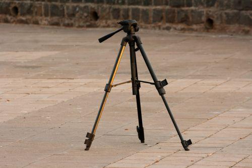 tripod camera stand
