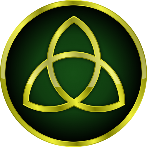 triquetra gold trinity