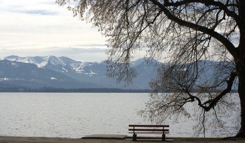 tristesse lake constance view
