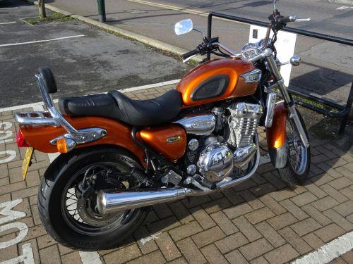 Triumph Adventurer Motorcycle