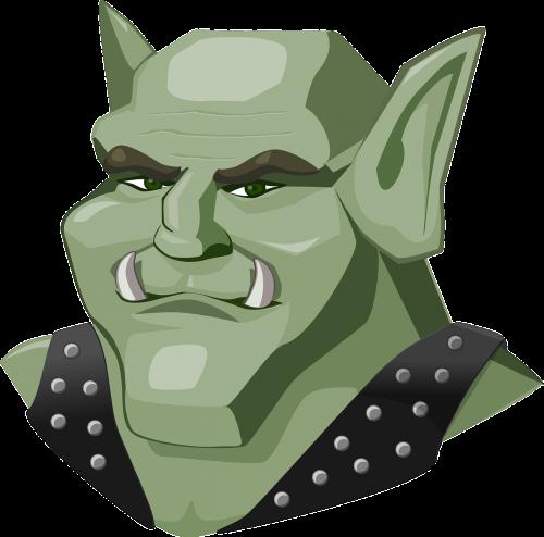 troll goblin mountain troll