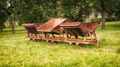 trolley my carts rails