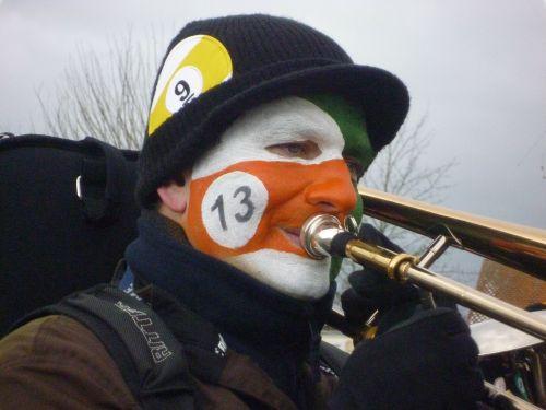 trombone brass band carnival
