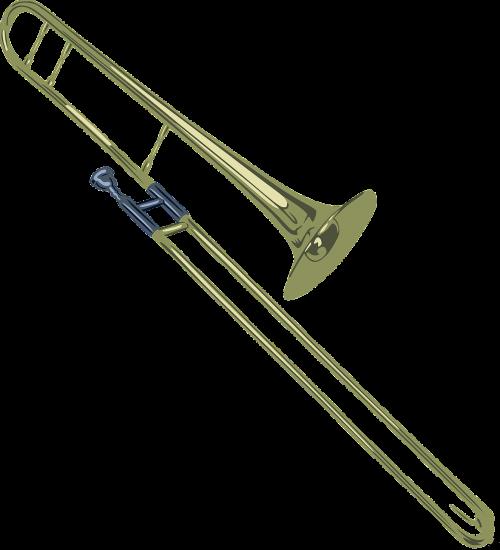 trombone brass musician