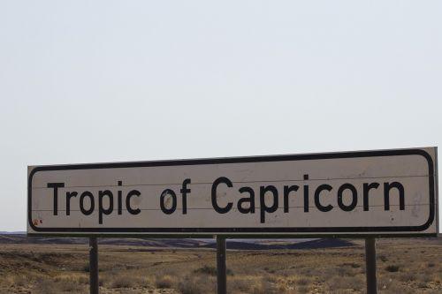 tropic of cancer namibia tropic of capricorn