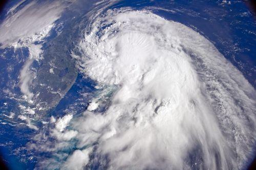 tropical storm international space station arthur