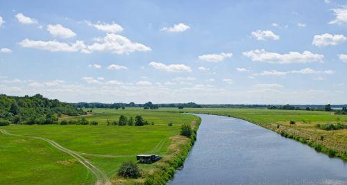 trough river bitterfeld