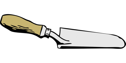 trowel shovel tool