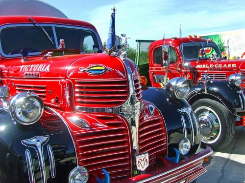 truck vintage truck old timer