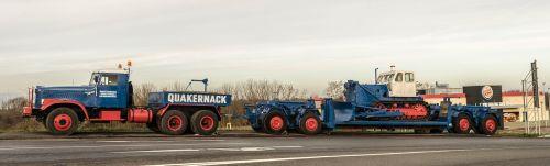 truck transport heavy duty