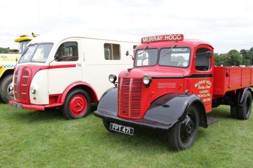 truck wagon vintage
