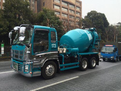 truck stirrer of