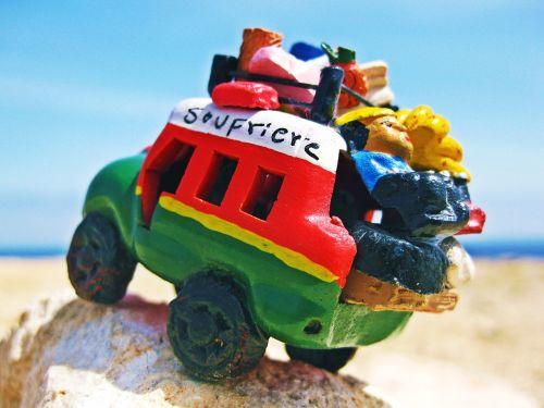 truck toy jungle