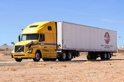 truck semi truck semi-truck