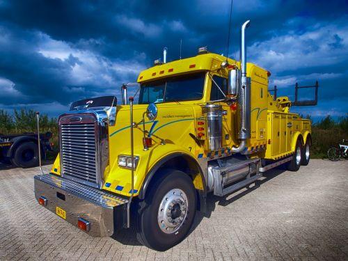 truck vehicle travel