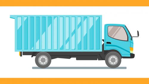 truck box car