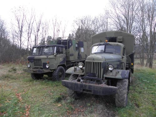 truck vehicle military