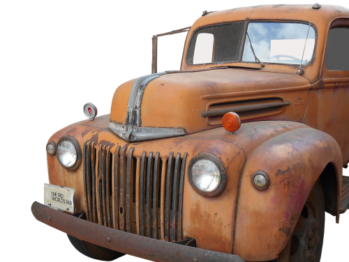 truck,ford,oldtimer,historically,vintage car mobile,old,american,automotive,vintage car automobile,usa,us car,pick-up,old truck,retro,america,us-car,old cars,vintage car,american car,classic,rarity,rusted,isolated