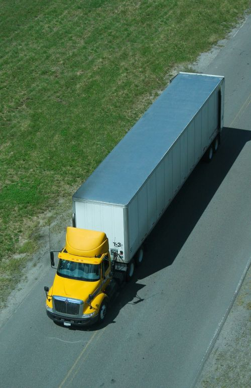 truck commercial vehicle transportation