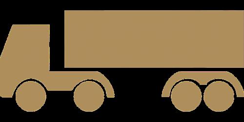 truck lorry transport