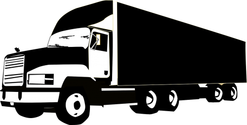 truck lorry cargo
