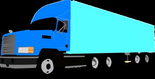 truck transportation vehicle