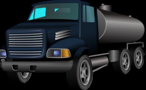 truck oil transport