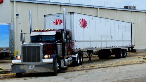 truck  transport  america