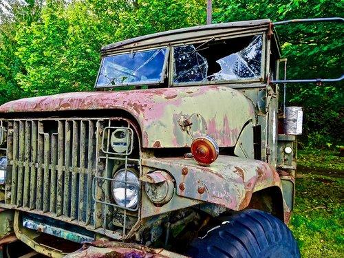 truck  machinery  oldtimer