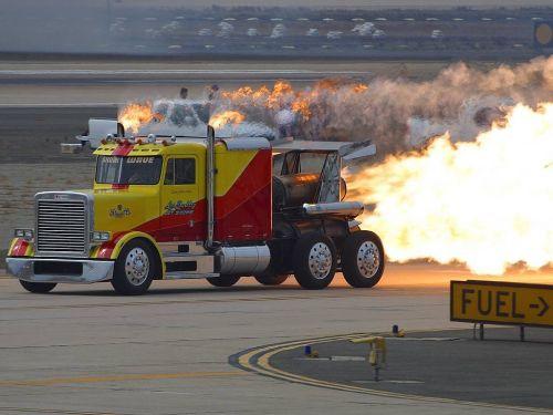 truck speed nozzle