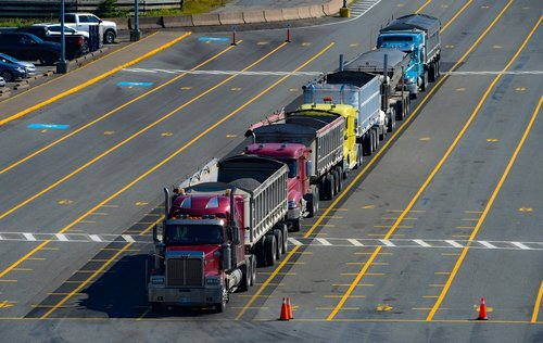 truck  trailer  vehicle