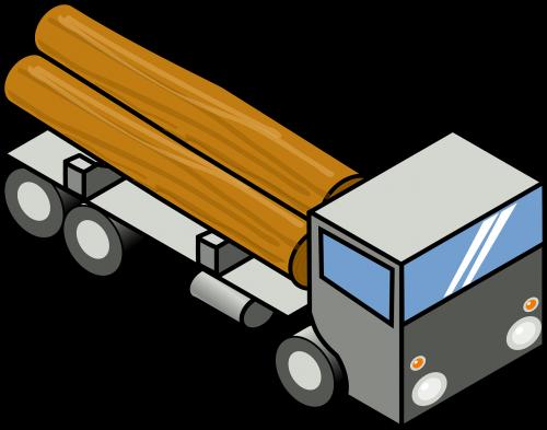 truck vehicle transportation