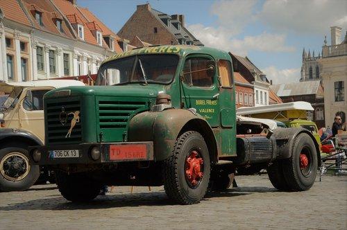 truck  transport  vehicle