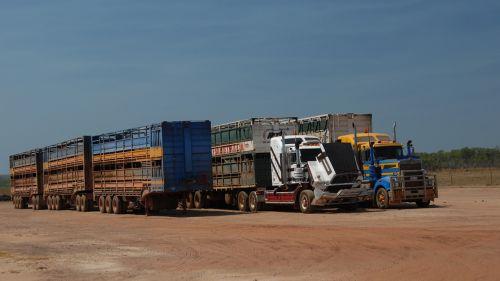 truck semi trailers australia
