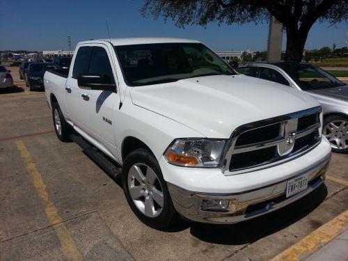 truck texas dodge