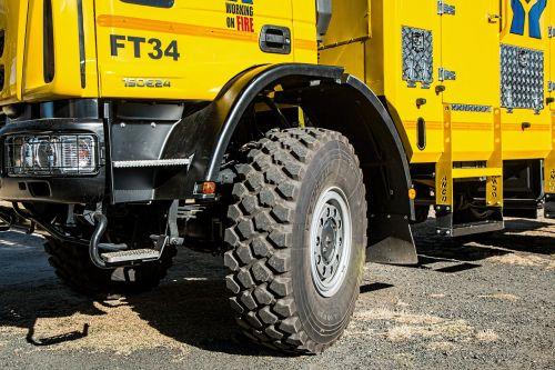 truck fire tender firetruck