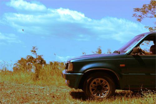 truck suv automotive